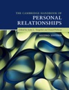 The Cambridge Handbook Of Personal Relationships Second Edition