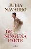 Julia Navarro - De ninguna parte portada
