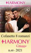 Download and Read Online Cofanetto 8 Harmony Collezione n.60/2021