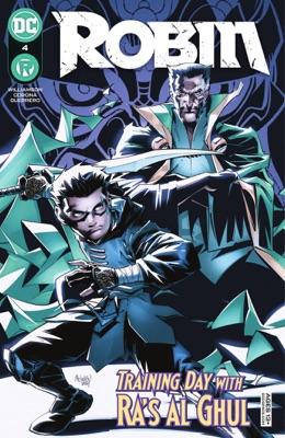 Robin (2021-) #4