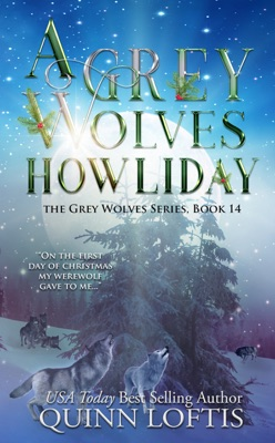 A Grey Wolves Howliday