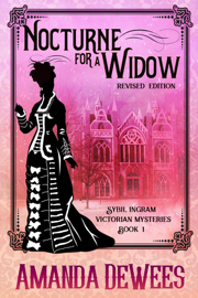 Nocturne for a Widow - Amanda DeWees book summary