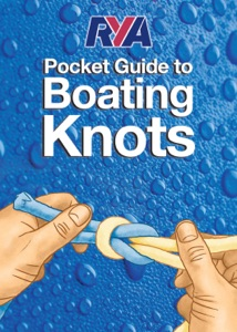 RYA Pocket Guide to Boating Knots (E-G60) Book Cover