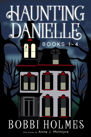 Haunting Danielle, Books 1 - 4 PDF Download