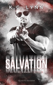 Salvation Book Cover