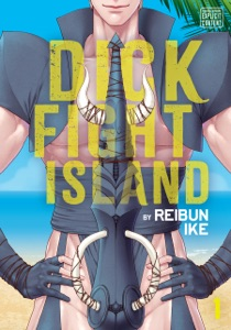 Dick Fight Island, Vol. 1 Book Cover