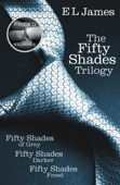 Download and Read Online Fifty Shades Trilogy: Fifty Shades of Grey / Fifty Shades Darker / Fifty Shades Freed