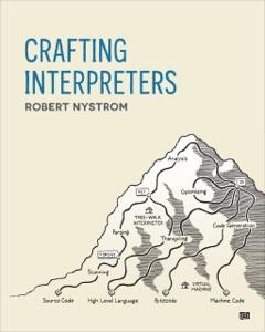 Crafting Interpreters Book Cover