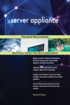 Server Appliance Standard Requirements