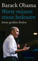 Barack Obama & Birgit Schmitz - »Worte müssen etwas bedeuten« artwork