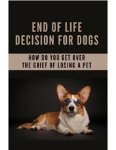 End Of Life Decision For Dogs How Do You Get Over The Grief Of Losing A Pet