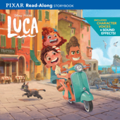 Luca Read-Along Storybook Book Cover