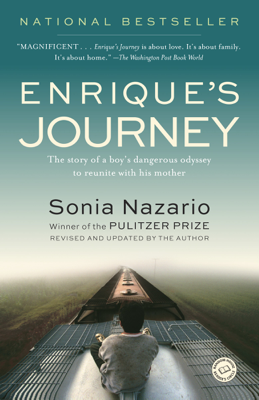Enrique's Journey - Sonia Nazario book