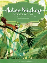 Nature Painting In Watercolor