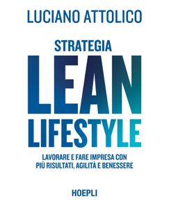 Strategia Lean Lifestyle Copertina del libro