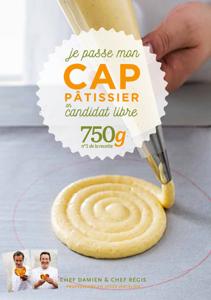 Je passe mon CAP pâtissier en candidat libre La couverture du livre martien