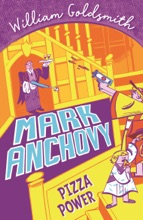 Mark Anchovy 3: Pizza Power