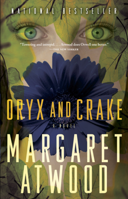 Margaret Atwood - Oryx and Crake book