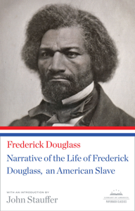 Narrative of the Life of Frederick Douglass, An American Slave La couverture du livre martien