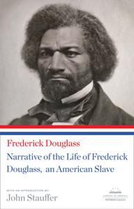 Narrative of the Life of Frederick Douglass, An American Slave La couverture du livre martien