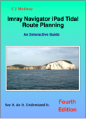 Imray Navigator iPad Tidal Route Planning