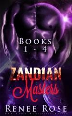 Zandian Masters Books 1-4