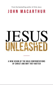 Jesus Unleashed Book Cover