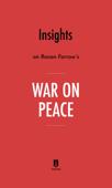 Insights on Ronan Farrow's War on Peace by Instaread