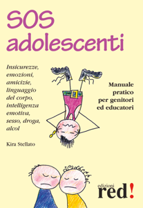 SOS adolescenti Copertina del libro