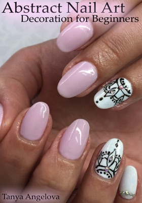Abstract Nail Art Decoration for Beginners