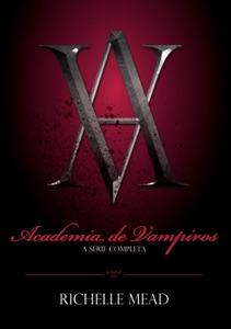 Academia de Vampiros Book Cover