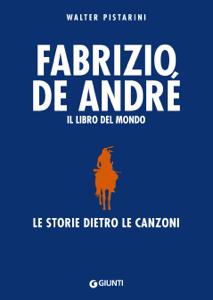 Fabrizio De André. Il libro del mondo Copertina del libro