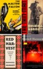 Dashiell Hammett Collection 4 Books: The Thin Man, The Maltese Falcon, Red Harvest, The Glass Key.