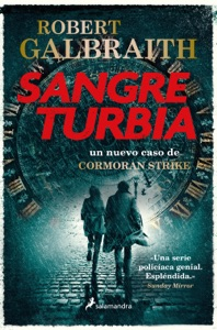 Sangre turbia Book Cover