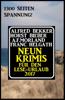 Alfred Bekker, Horst Bieber, A. F. Morland & Franc Helgath - Neun Krimis für den Lese-Urlaub 2017: 1300 Seiten Spannung! Grafik