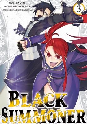 Black Summoner (Manga) Volume 3