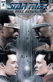 Star Trek: The Next Generation: Through The Mirror #4 book
