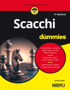 Scacchi for dummies Book Cover