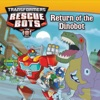 Transformers Rescue Bots Return Of The Dino Bot