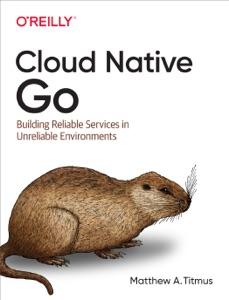 Cloud Native Go Book Cover