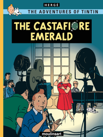 The Castafiore Emerald book