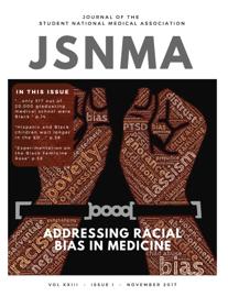 JSNMA Fall 2017 Addressing Racial Bias in Medicine