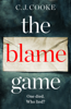 C.J. Cooke - The Blame Game artwork