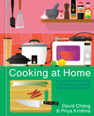 Cooking at Home Book Cover
