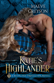 Katie's Highlander book