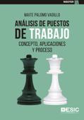 Análisis de puestos de trabajo. Concepto, aplicaciones y proceso Book Cover