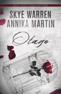 Otage Book Cover
