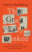 The Gray Lady Winked Book Cover
