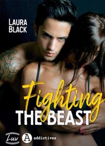 Fighting the Beast (dark romance) Book Cover