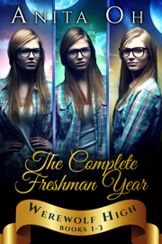 Werewolf High: The Complete Freshman Year: Books 1-3 book